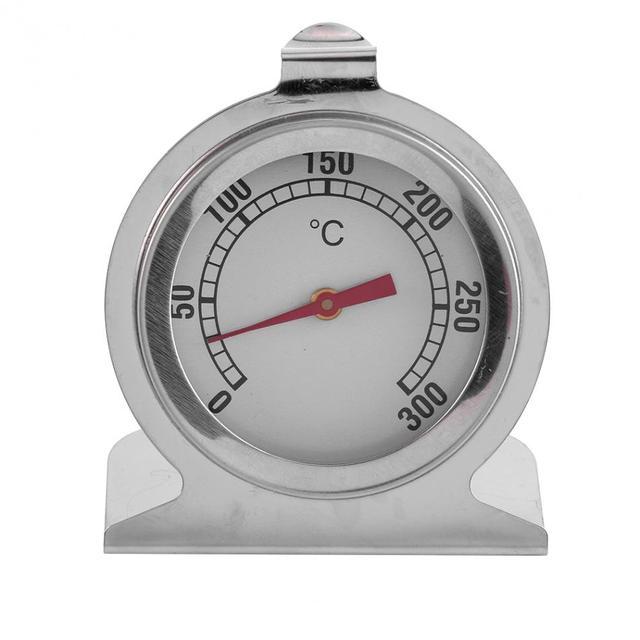 1 pz In Acciaio Inox Forno Termometro Da Cucina di Cottura di Misura della Tempe