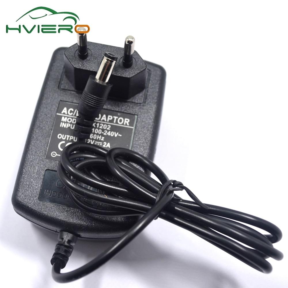 LED Power Supply Charger Transformer Adapter AC 110V 240V US Plug DC 12V 2A Power Charger For 3528 2835 5050 3014 Strip Light dc 100 240v dc power supply 12v 2a adapter charger led transformer au plug