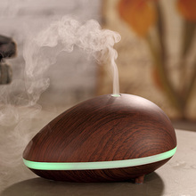New Fashion Air Humidifier Aromatherapy Diffuser Portable Essential Oil Diffuser Led Lamp Aroma Fogger Ultrasonic Mist Maker
