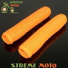 Вилы анти Пылезащитный чехол гетры Сапоги и ботинки для девочек для KTM EXC excf SX SXF sxs XC XCR xcw XCF xcrf nxc MX SMR мотокросс ATV Мотоцикл Байк