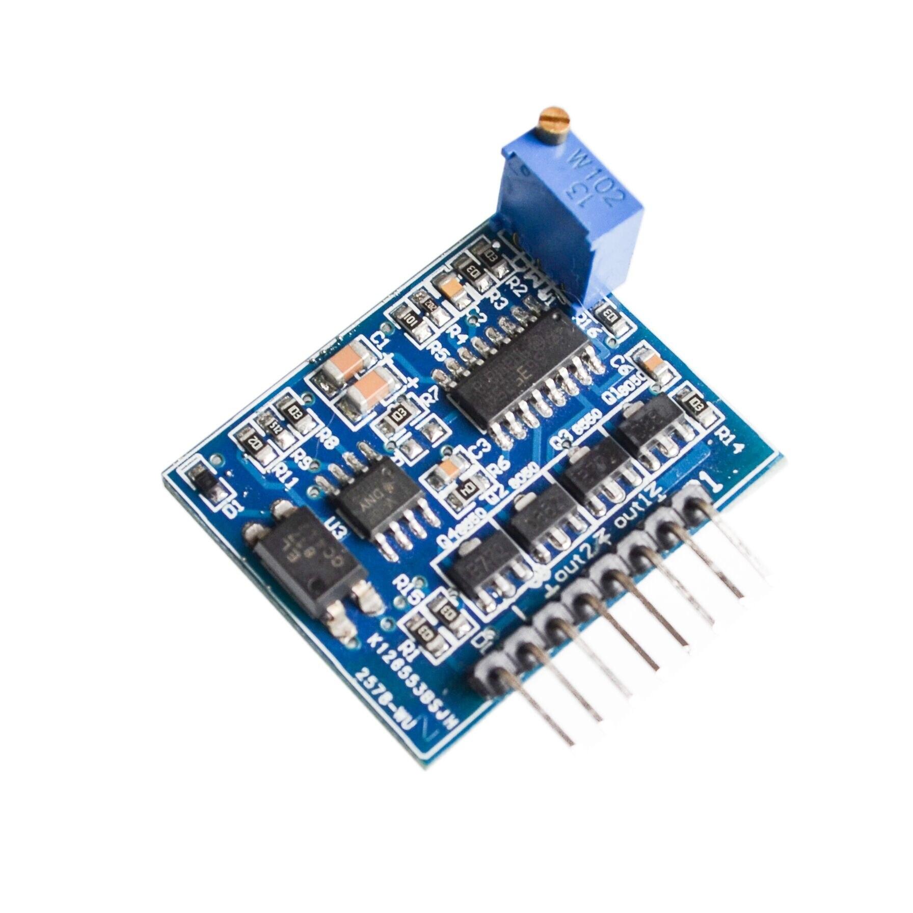 Плата драйвера инвертора SG3525 LM358, 12-24 В, модуль преобразователя микшера, Регулируемая частота, 1 А