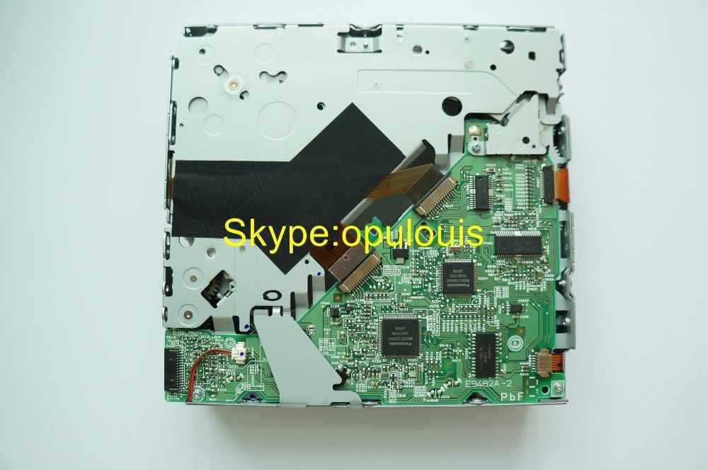 100% מותג חדש e9482a-1 מחליף תקליטורי 6 דיסק matsushita מטעין e9482a-2 אודיו לרכב מאזדה 3 2008 cx6 audi