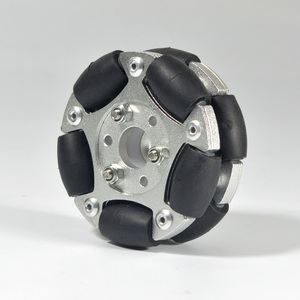 Image 5 - 60mm Double Aluminum Omni Wheel 14145