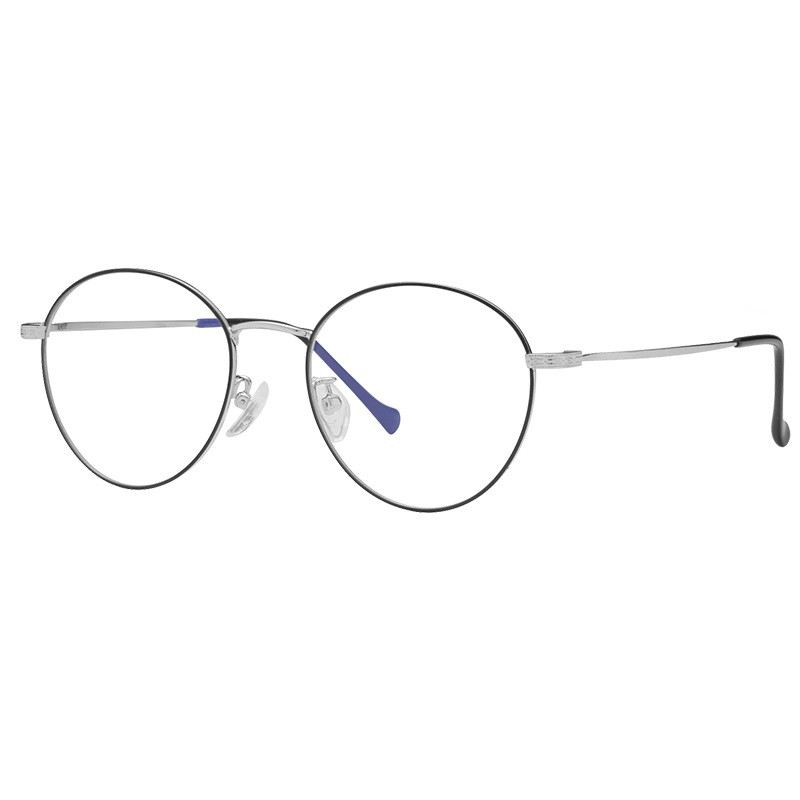 Oval Anti Blue Light Goggle Blocking Screen Glasses for Computer Protection Women Men Reading Vintage Classic Sun Glasses in Women 39 s Sunglasses from Apparel Accessories
