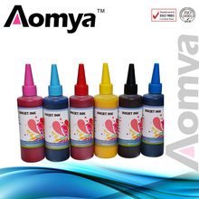 Sublimation ink For Epson 1400/1L800/R230 Heat transfer Printing ink for Epson 1430 Printer on mug cup t-shirt flag..ect 6x100ml