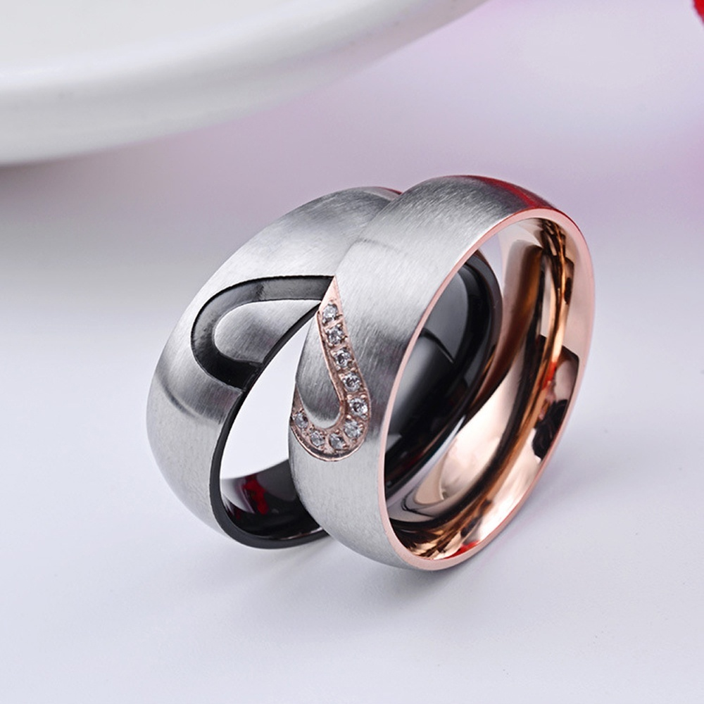 quot for product rings only jewellery jewelry love men lovers from stainless dhgate steel you couple wedding chimdou women com