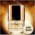 Bom efeito de ouro 24 K Anti rugas Anti inchaço escuro círculo Anti envelhecimento colágeno creme hidratante 18 g