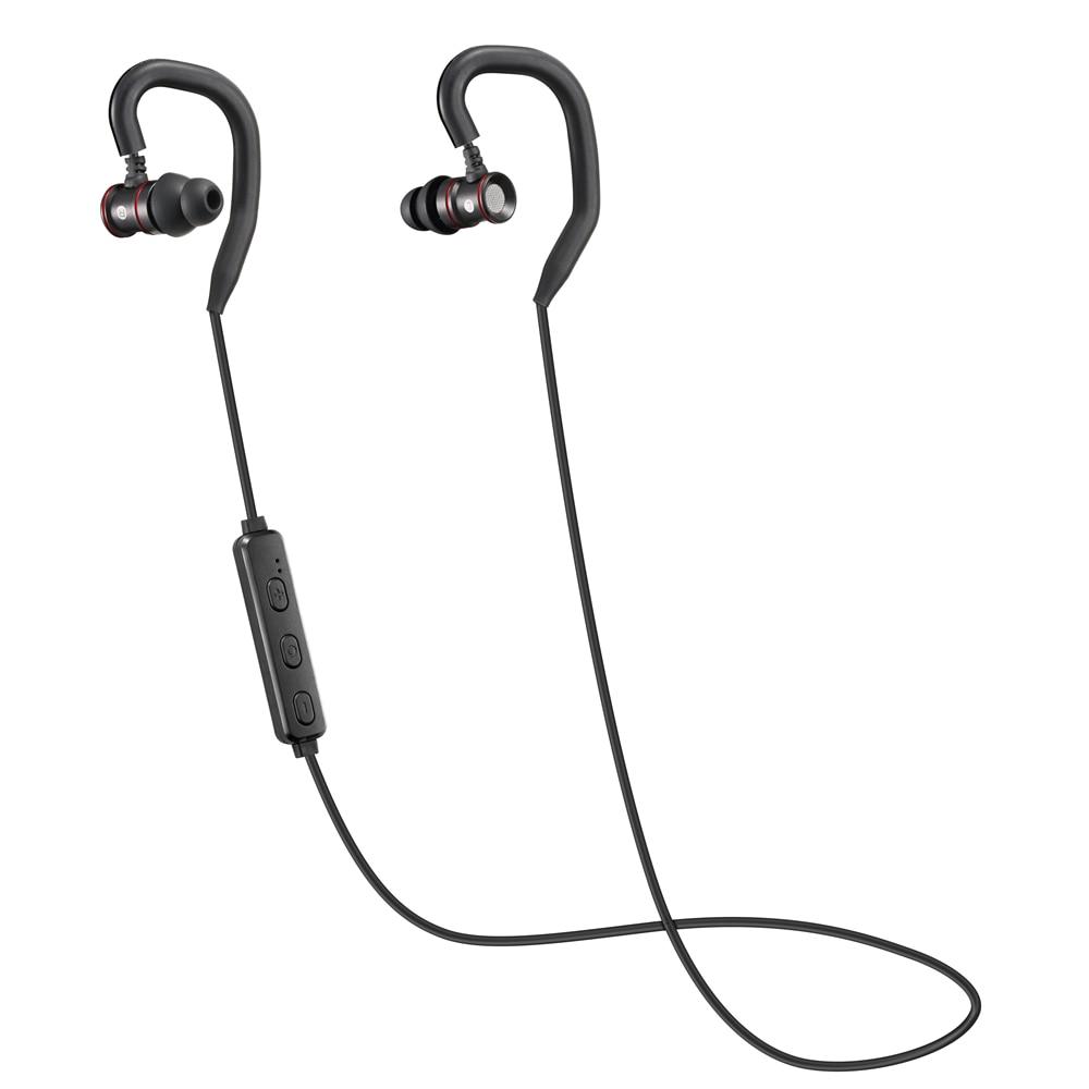ipudis magnet bluetooth earphone hook in ear stereo. Black Bedroom Furniture Sets. Home Design Ideas