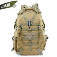 Mochila reflectante táctica al aire libre Molle camuflaje mochila bolsa de asalto militar senderismo Camping caza bolsa de viaje