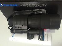 Original Pulsar 74096 Night Vision Scope Challenger GS 2 7x50 Hunting Night Vision Monocular 2 7x
