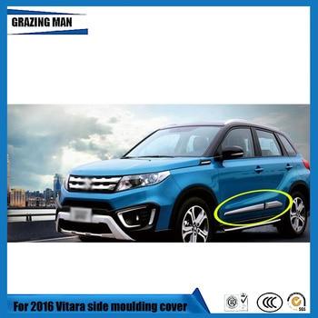 Car Side Door Body Molding Cover Trim Protection Decoration  Fit For Suzuki Vitara 2016 2017 2018