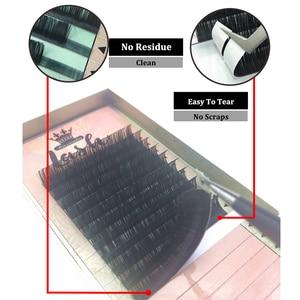 Image 3 - MASSCAKU 16 рядов, 8 ~ 15 мм микс, высококачественные норковые ресницы для наращивания, индивидуальные ресницы для наращивания, натуральные ресницы, накладные
