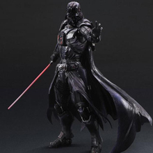 Star Wars Action Figure Playarts Kai Darth Vader Toys Collection Model PVC 35cm Star Wars Vader Play arts Kai m180