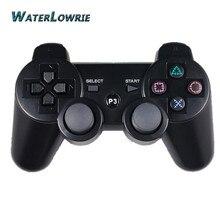 Waterlowrie sixaxis bluetooth геймпад для sony ps3 контроллер dualshock 3 пульта джойстика playstation 3 беспроводной консоли