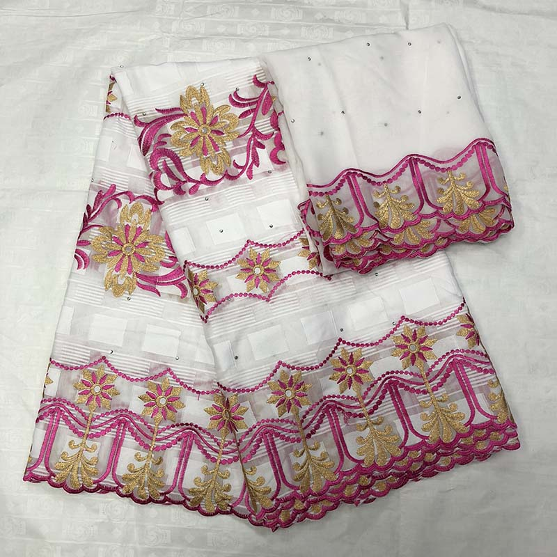 5 2 Yards African Lace Fabric 2019 High Quality Swiss Voile In Switzerland Lace Women French