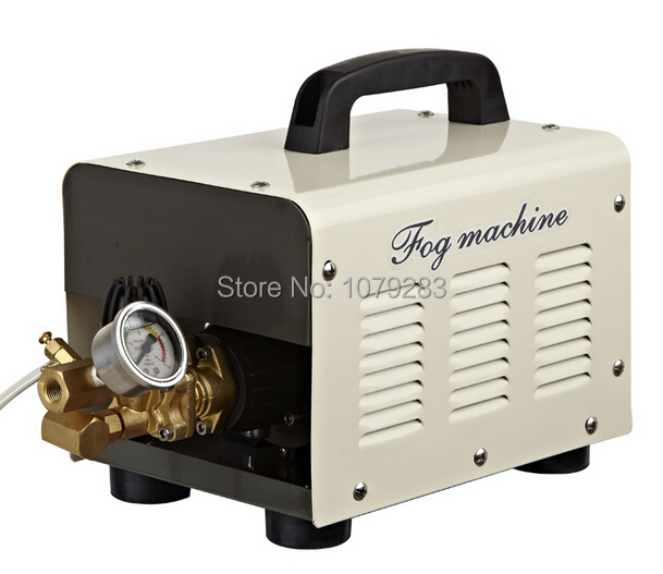1L/MIN.Yellow color High powered Fog machine. Fogger. Cooler for mist cooling system. outdoor cooling system