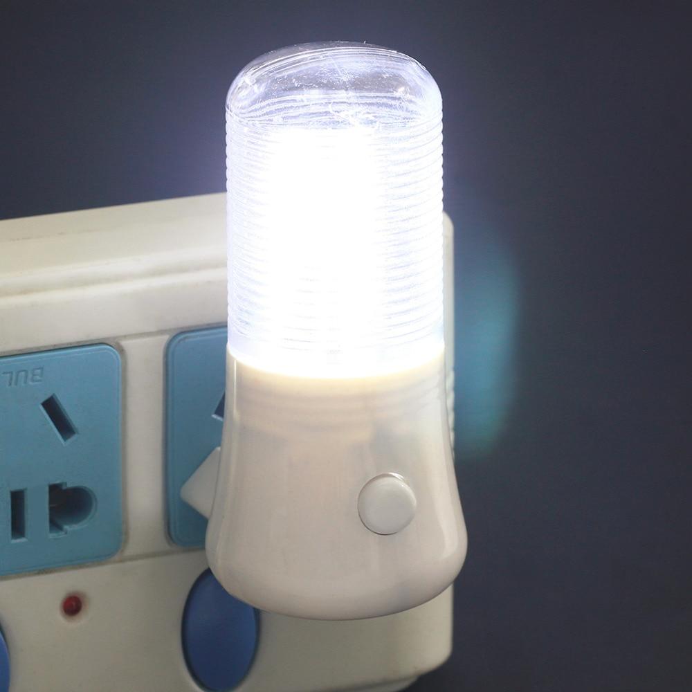 Led Wall Lamp Night Light Wall Plug In Wall Mounted Light