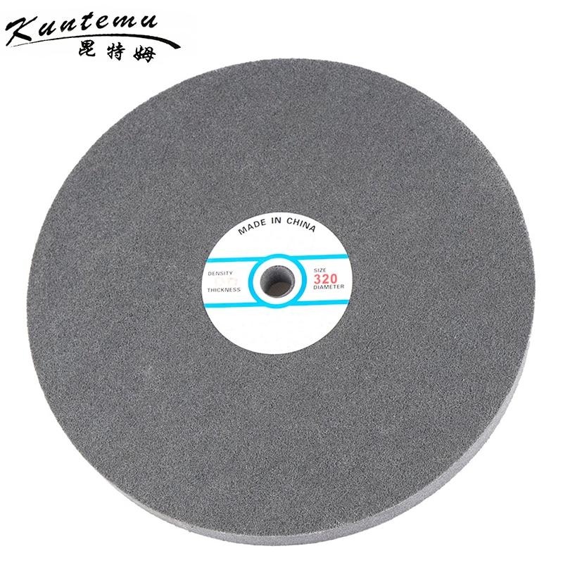 1PC 300mm Fiber Polishing Wheel For Metal Polishing