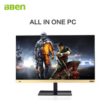 "Bben 23.8"" All-in-One Desktop Computer Windows10 PC In-tel Quad Core i5 8GB RAM 128GB SSD+500GB HDD ROM WiFi 1920x1080(China (Mainland))"