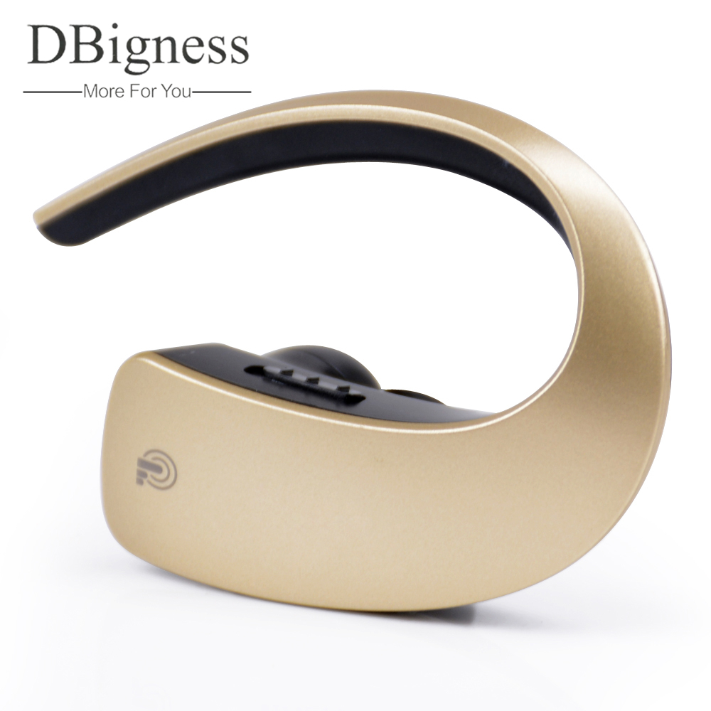 Dbigness Bluetooth Headset Headphones Noise Cancelling Earphone Bluetooth 4.1 Fone De onvido In-ear Sport Headphone Handsfree headset 4 1 wireless bluetooth headphone noise cancelling sport stereo running earphone fone de ouvido for xiaomi iphone huawei