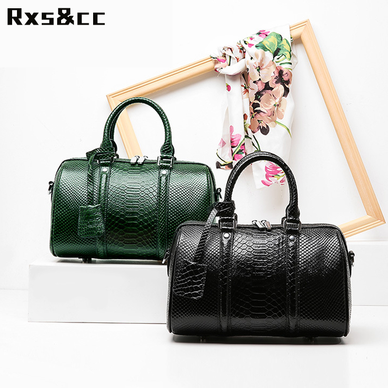 Rxs&cc New Leather Women