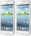 Original Samsung Galaxy Win I8552 I8552 desbloqueado Dual SIM Quad core 3 G GPS WIFI 4 GB de armazenamento móvel Android recuperado