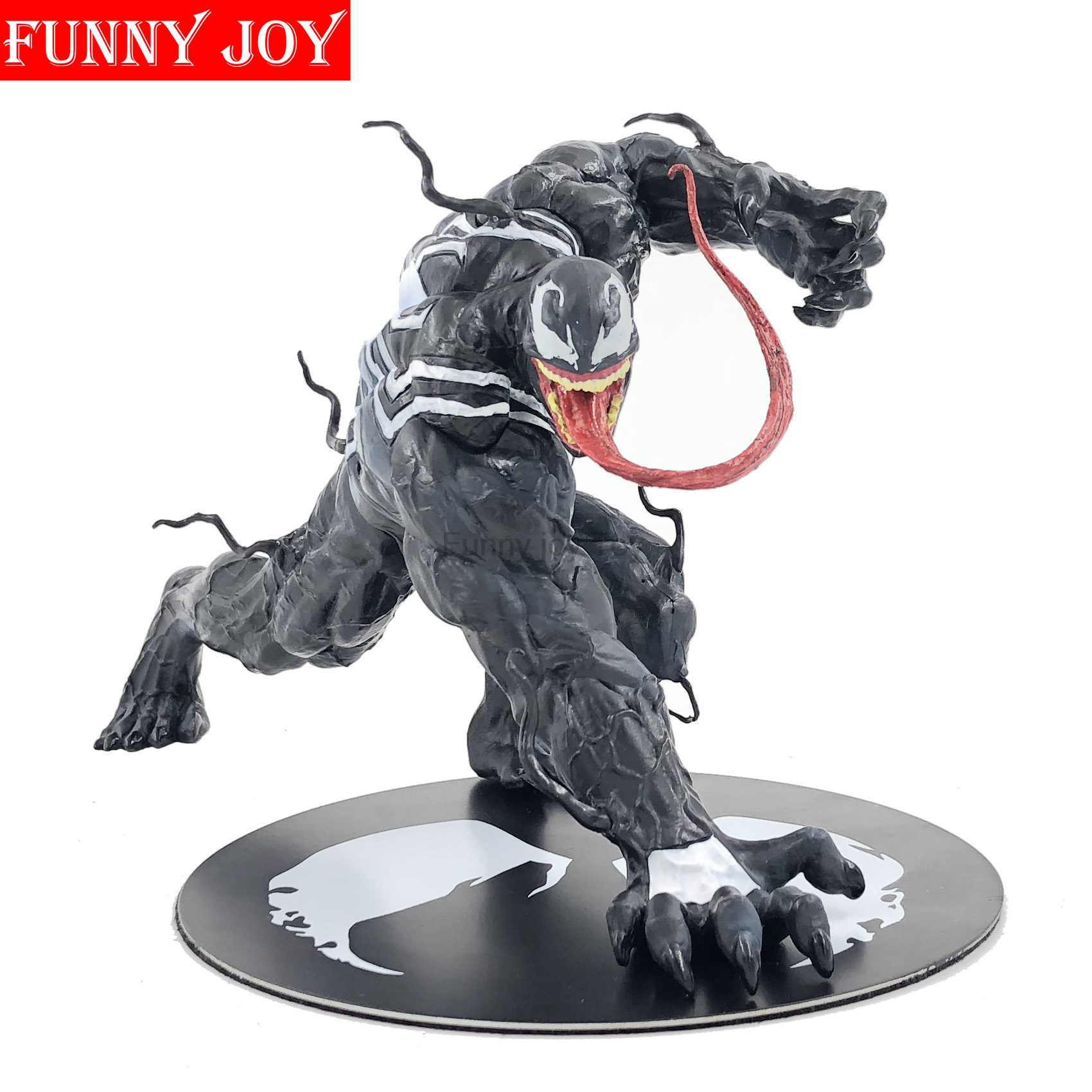 Spider Man Venom Figure ARTFX+ X MEN X-MEN Edward Brock Iron Man Wolverine PVC Action Figure Model Collection Toy Gift