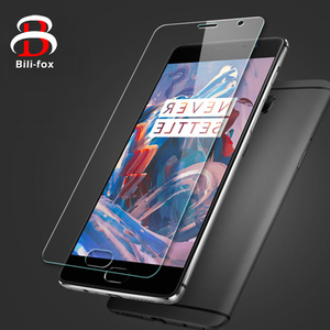Image 1 - For Oneplus 3T 5T 6T Screen Protector Film Anti Explosion Full Coverage Tempered Glass for Oneplus 3 5 6 A3000 Transparent Film