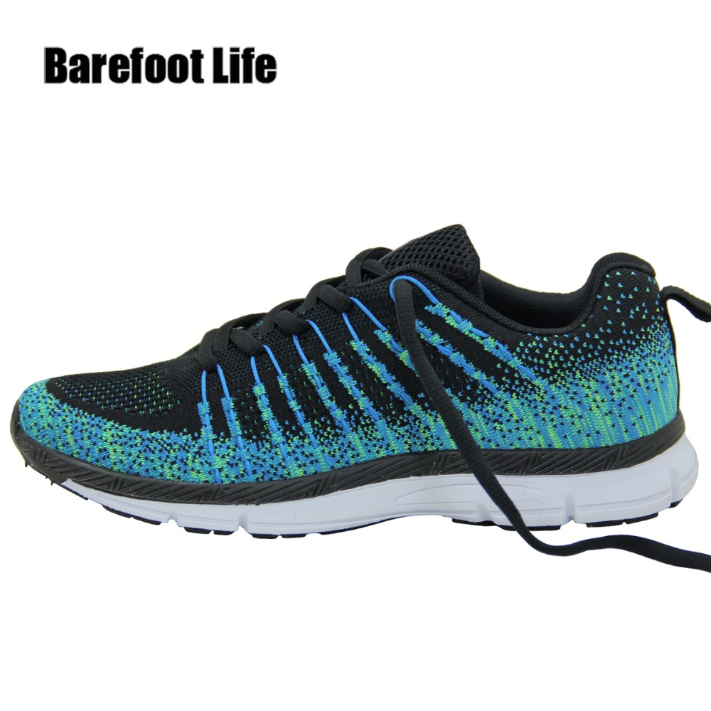 blue colors man & woman sneakers 2018,flywite upper,comfortable,breathable sport running walking shoes,zapatillas,schuhes,