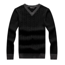 RICHARDROGER    2017 New Fashion Men'S Pullover SweatersBrand Casual Sweater 028
