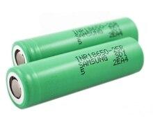 4PCS/LOT IPV box mod battery 18650 25r 2500mah flat top 20A discharge rate big vapor (4pcs)