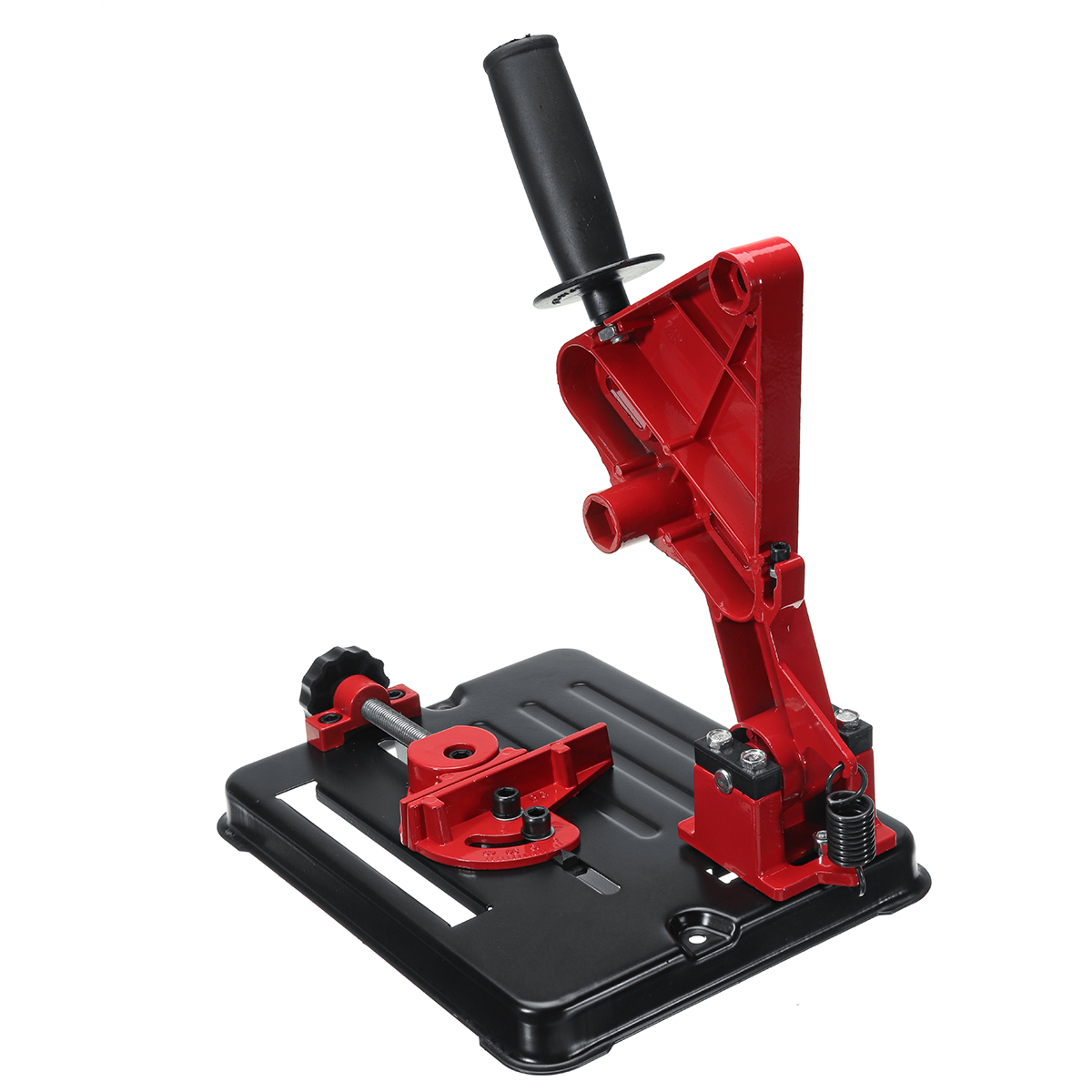 Angle Grinder Accessories Angle Grinder Holder Woodworking Tool DIY Cutting Stand Grinder Support Dremel Power Tools Accessories