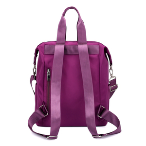 Image 2 - Fashion Youth Preppy Style Women Backpack College Preppy School Bag For Student Girls Ladies Daily Trip Big Capacity Backpack