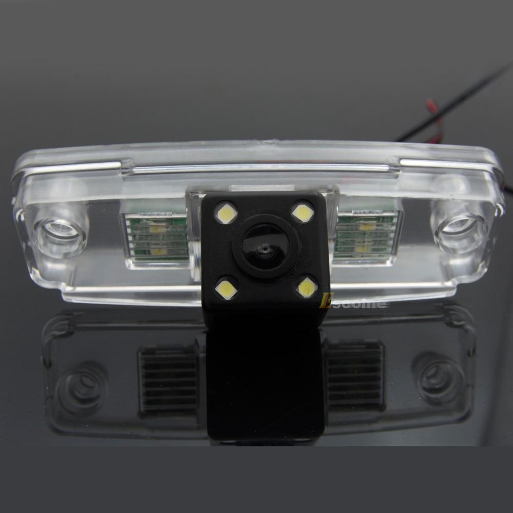 Waterproof 0Lux 4 LED Rear view font b Camera b font BackUp Reverse Parking font b