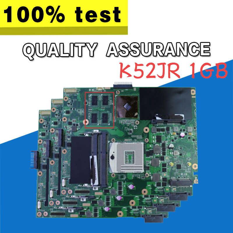 New!!! K52JR REV:2.0 HD5470 1GB motherboard For Asus K52JR A52J X52J K52JU K52JT K52JC K52J laptop K52JR motherboard for asus k52 x52j a52j k52j k52jr k52jt k52jb k52ju k52je k52d x52d a52d k52dy k52de k52dr audio usb io board interface board
