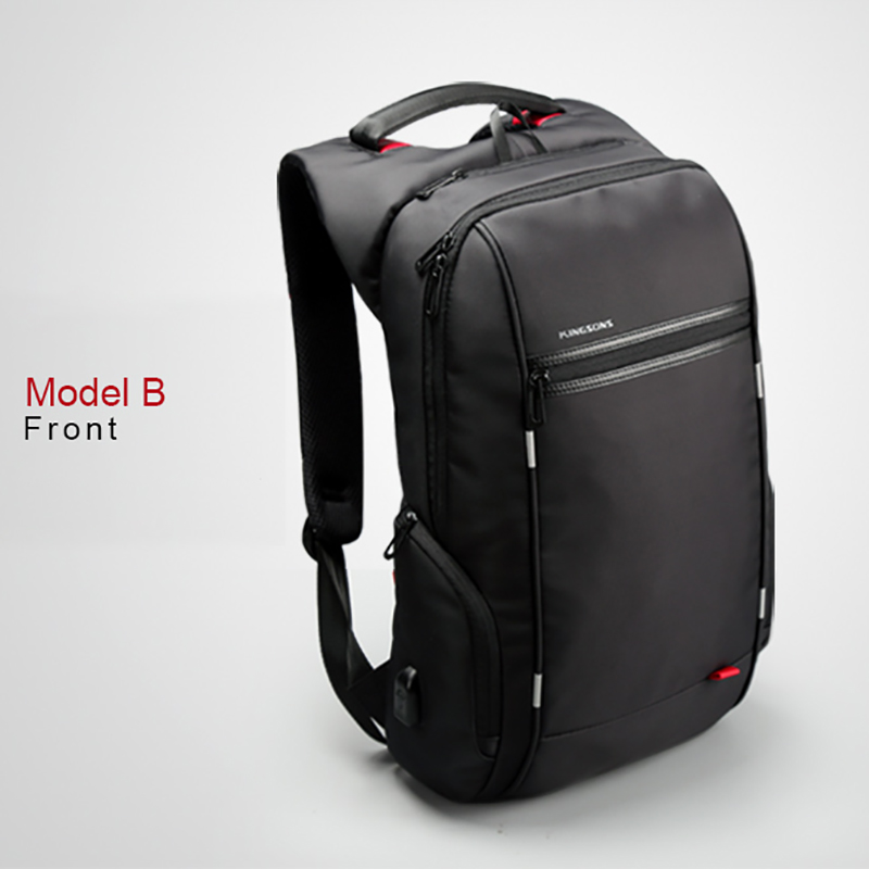 Kingsons 2019 Best Travel Business Backpack Male Fashion Laptop Men Shoulder Bag Anti Theft Mochila Men Backpack Design Bagpack