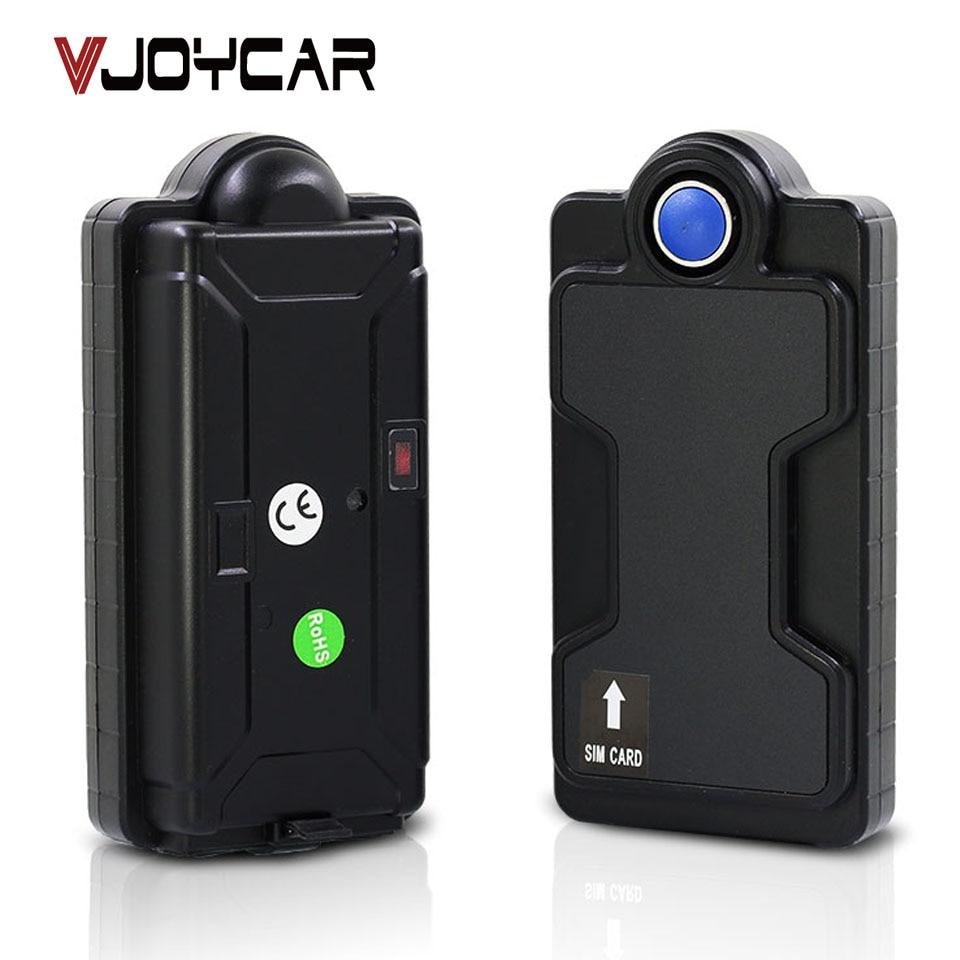 VJOYCAR TK05SE Magnet GPS Tracker Waterproof 5000mAh Big font b Battery b font Portable Car Assets