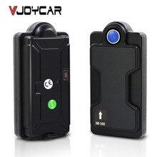 VJOYCAR TK05SE Imán GPS Tracker Impermeable 5000 mAh Gran Batería Portátil Coche Activos Contenedor de Carga de Vehículos de Software LIBRE