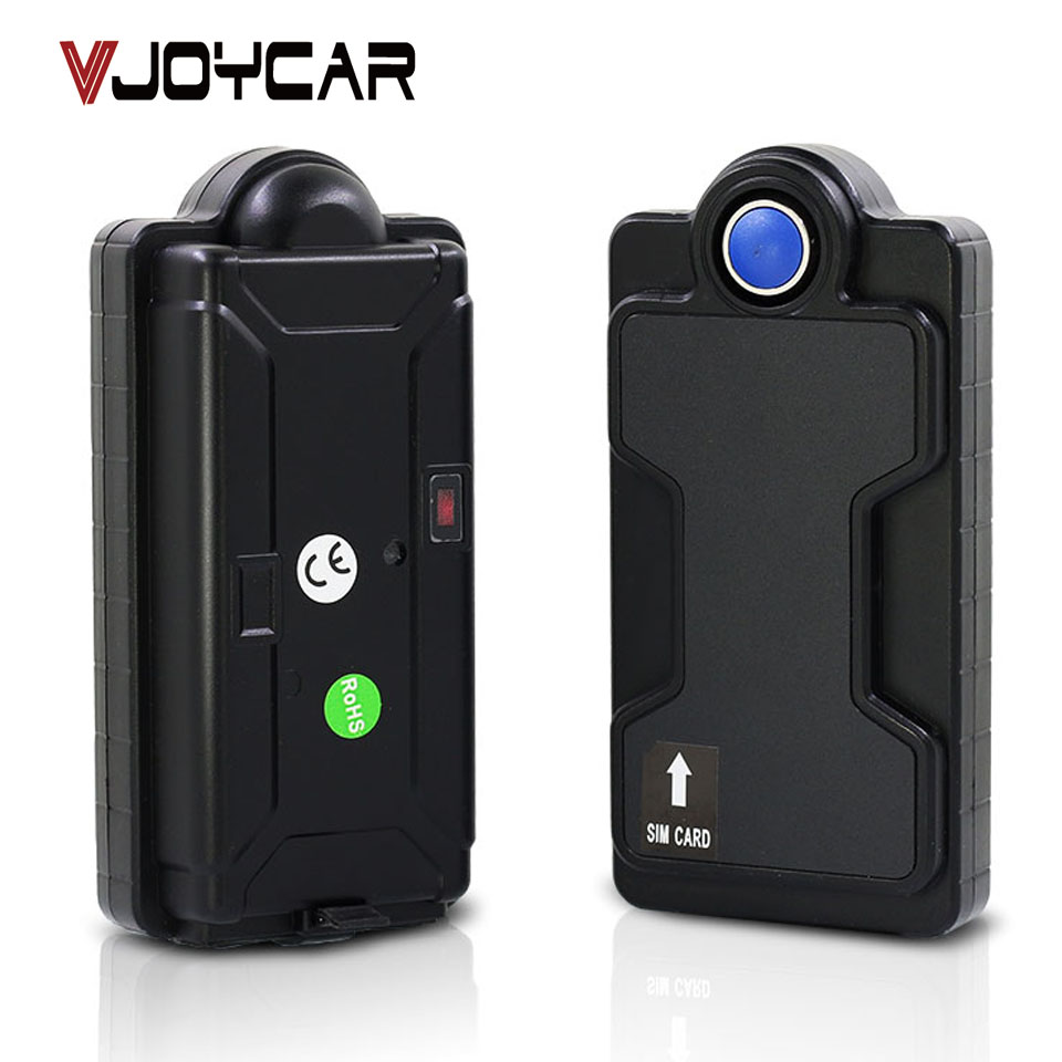 VJOYCAR TK05SE Waterproof Magnet GPS Tracker Car Motorcycle 5000mAh Battery 2G Vehicle Locator Real Time Tracking FREE Software цена