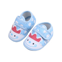 Baby Boy&Girls Soft Cotton Sole Shoe Infant Fashion First Walkers Toddler Kids Cute Anti-Slip Crib Shoes 0-18 Months Casual Shoe цены онлайн