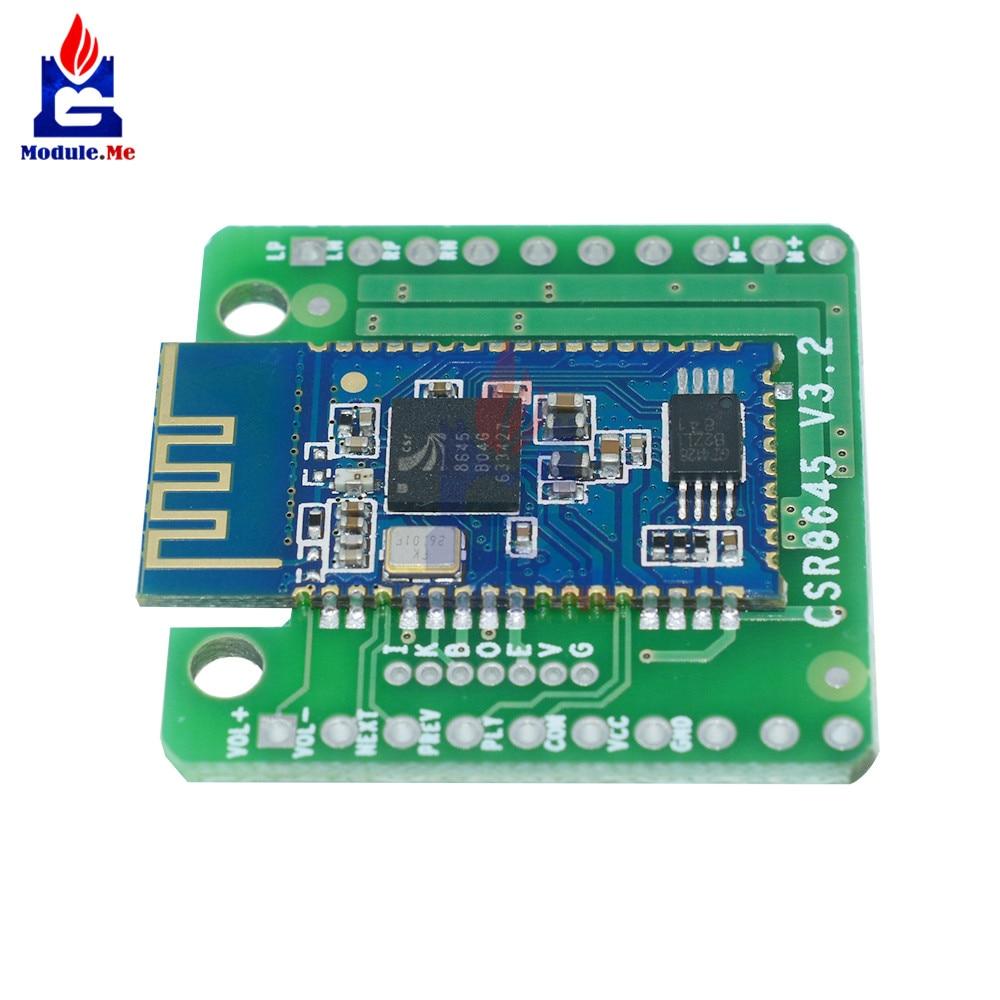 Funkadapter Unterhaltungselektronik V4.2 Bluetooth Auido Empfängerkarte Csr64215 Amplifers Bluetooth Modul Verlustfreie Apt-x Drahtlose Bluetooth Audio Diy