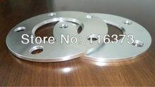 2 pcs 3mm 5×114.3mm (5×4.5 inch) boleto HubCentric Espaçadores de Roda 60.1mm furo do cubo para toyota