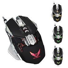 ZERODATE X300 Professional Optical Programmable Wired Gaming font b Mouse b font