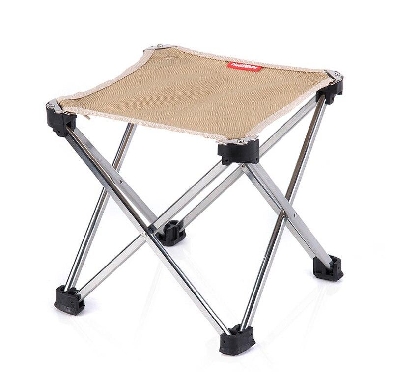 New Outdoor Foldable Beach Chair Portable Aluminium Alloy Chair NH15D012-M portable outdoor foldable chair cushion