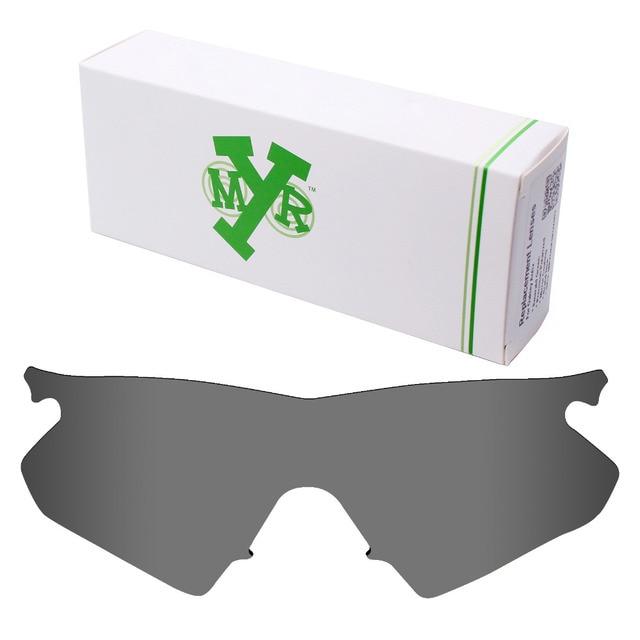 85148b3f359 Mryok POLARIZED Replacement Lenses for Oakley M Frame Heater Sunglasses  Black Iridium