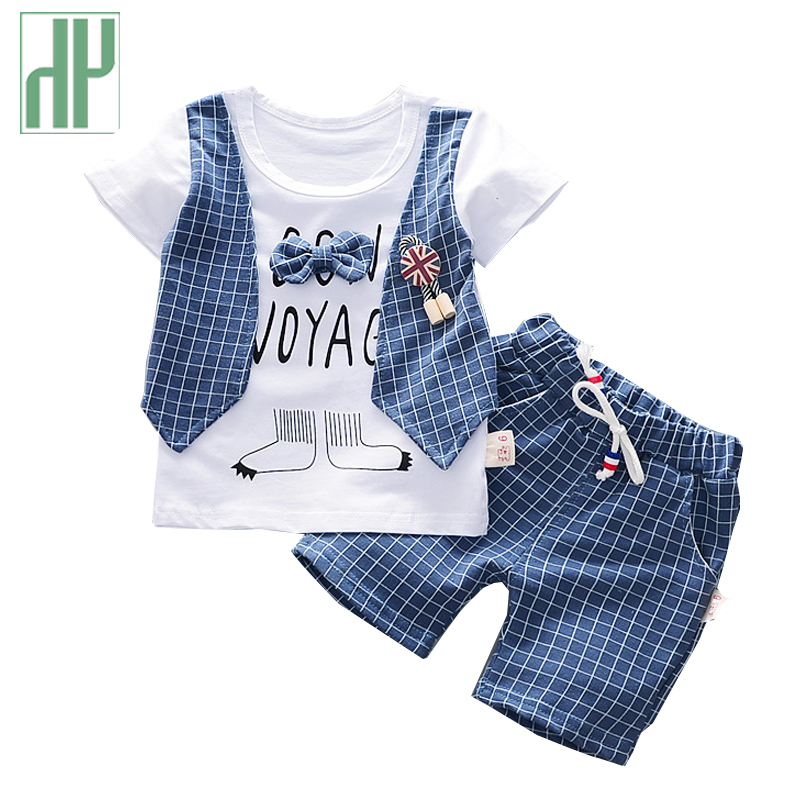 Toddler boy summer time clothes units Bow Gentleman T shirt + Pants go well with youngsters garments ladies Informal youngsters clothes boutique outfits Aliexpress, Aliexpress.com, On-line buying, Automotive, Telephones...