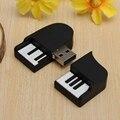 USB Flash Drive de 8 GB Clássico de Piano Mini USB 2.0 Flash Drive Disco Flash Pen Drive Flash USB Vara Drive Flash Card USB vara
