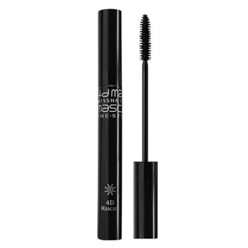 MISSHA The Style 4D Mascara 7g Eye Mascara Long Eyelash Silicone Brush Waterproof Makeup Original Korea Cosmetic 1pcs