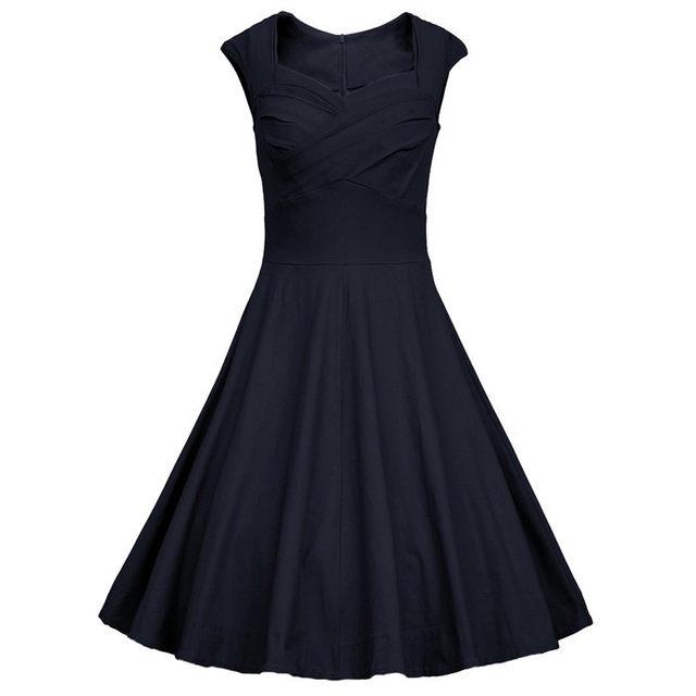 Online Shop Women dress Audrey Hepburn1950s 40s 60s 80s Style ...
