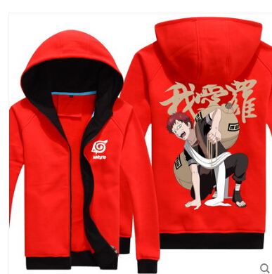 font b Naruto b font Akatsuki coat KARAKURI Uchiha Itachi Uzumaki Uchiha Gaara font b